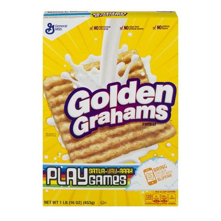 Golden Grahamsâ ¢ Cereal 16 oz Box
