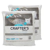 "Fairfield Crafter's Choice 16""x16"" Pillow Insert, Pack of 2"