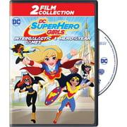 DC Super Hero Girls: Intergalactic Games / DC Super Hero Girls: Hero OfThe Year (DVD)