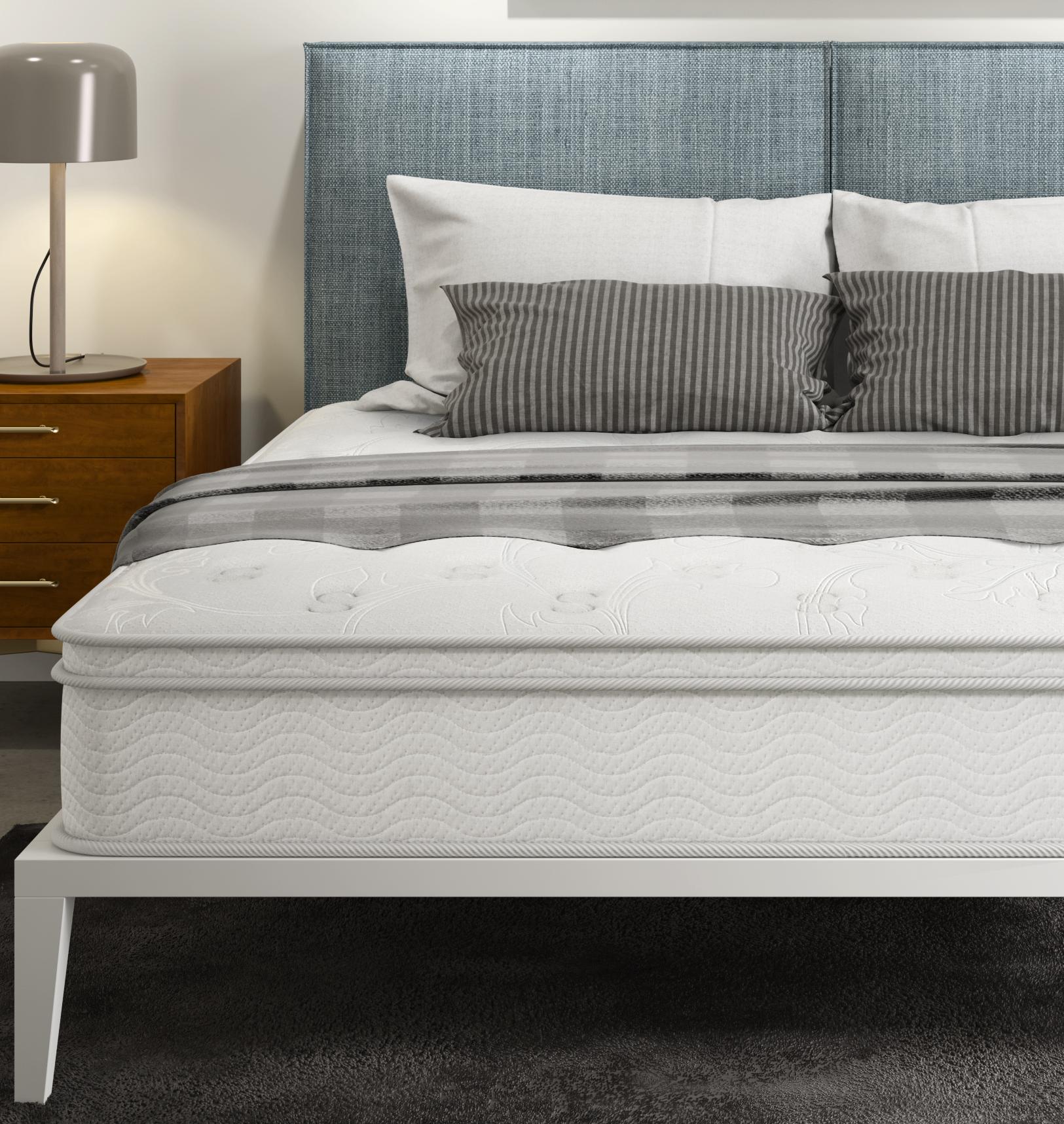 "Signature Sleep 10"" Sunrise 5-Zone Conforma Coil Mattress, Multiple Sizes"