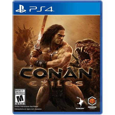 Conan:Exiles, Maximum Games, PlayStation 4, 816819014998