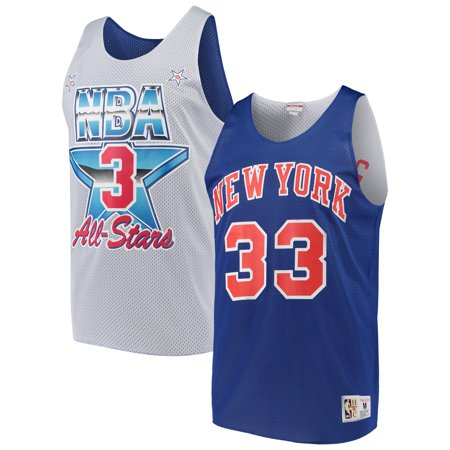 newest de371 8c52b Patrick Ewing New York Knicks Mitchell & Ness All-Star Game ...