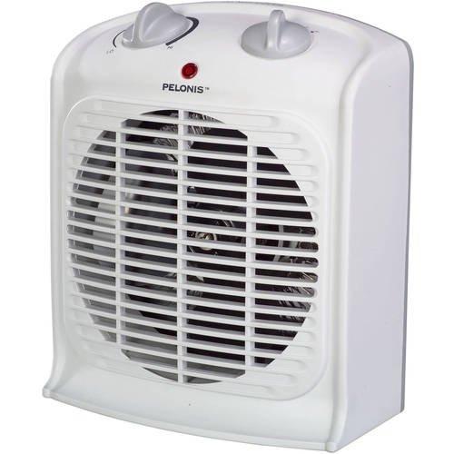 Pelonis Portable Fan Heater Walmartcom