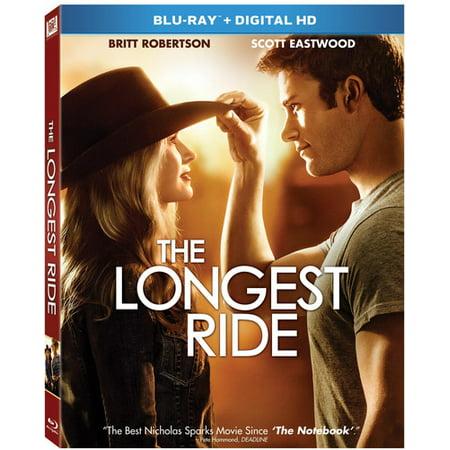 The Longest Ride  Blu Ray