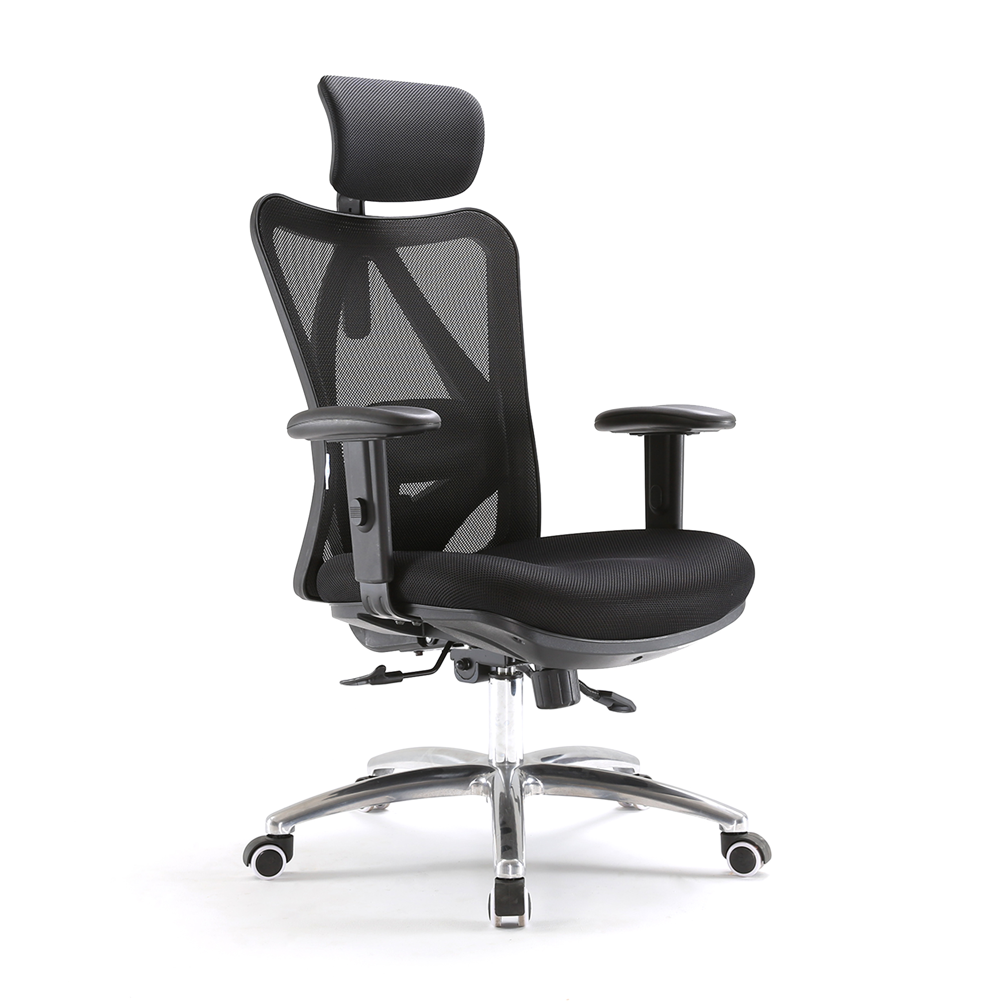 Caesar Hardware Ergonomic Adjustable Swivel Home Office