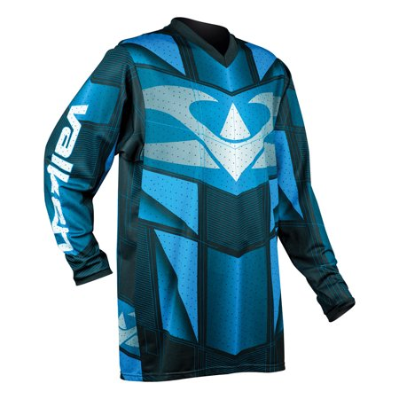 Valken Fate EXO Paintball Jersey - Blue