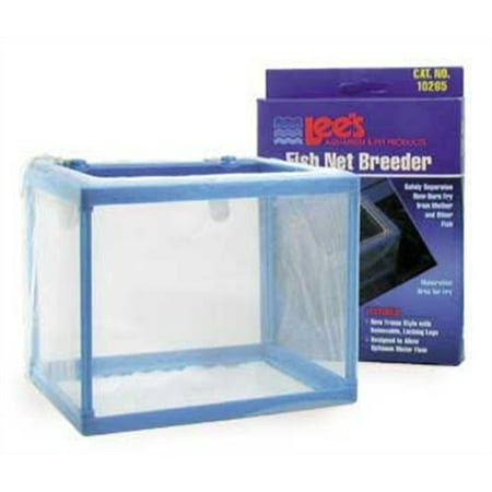 Super Breeder (Lee's Aquarium & Pet Products Fish Net Breeder )