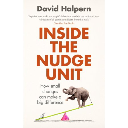 Inside the Nudge Unit : How small changes can make a big (Time Difference Between The Uk And New York)