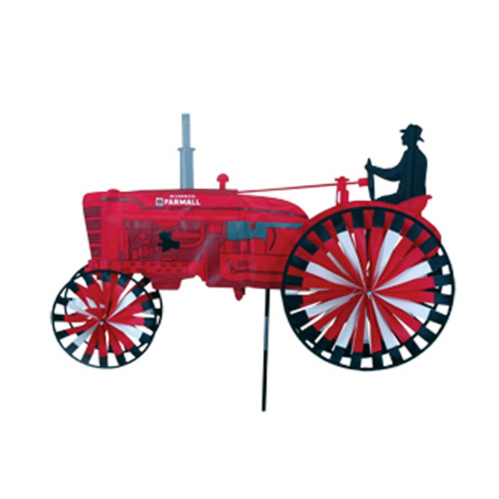 Premier Designs International Harvester Tractor Wind Spinner