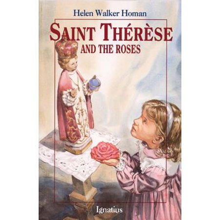 Saint Therese and the Roses - Therese Rose