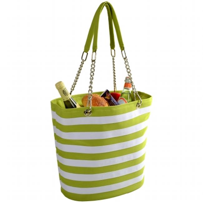 Picnic at Ascot 422-AS Insulated Cooler Tote with chain handle