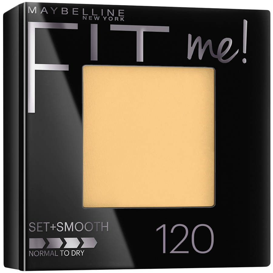 Maybelline New York Fit Me Set   Smooth Powder