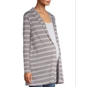 Two Beautiful Women's Maternity Hooded Cardigan
