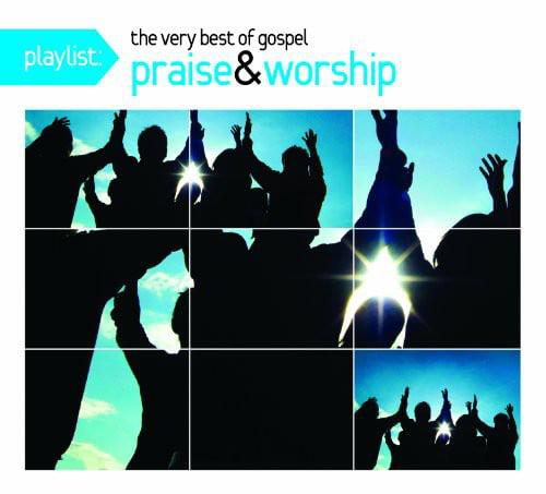 Playlist: The Very Best Of Gospel Praise & Worship (Remastered) (CD)