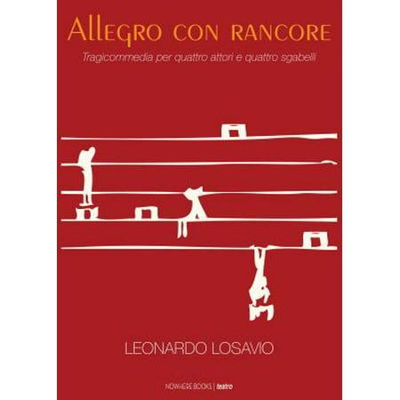Allegro con rancore - eBook