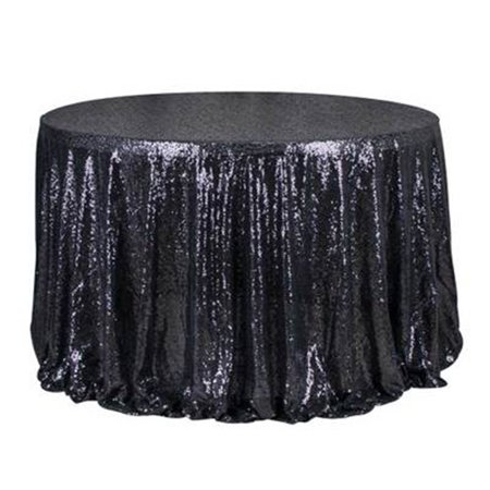 Meigar Golden Round 47'' Sparkle Sequin Tablecloth Cover Wedding Party Banquet Table Decor](Wedding Tablecloths)