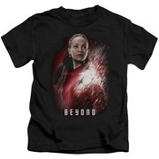 Star Trek Beyond Uhura Poster Little Boys Shirt