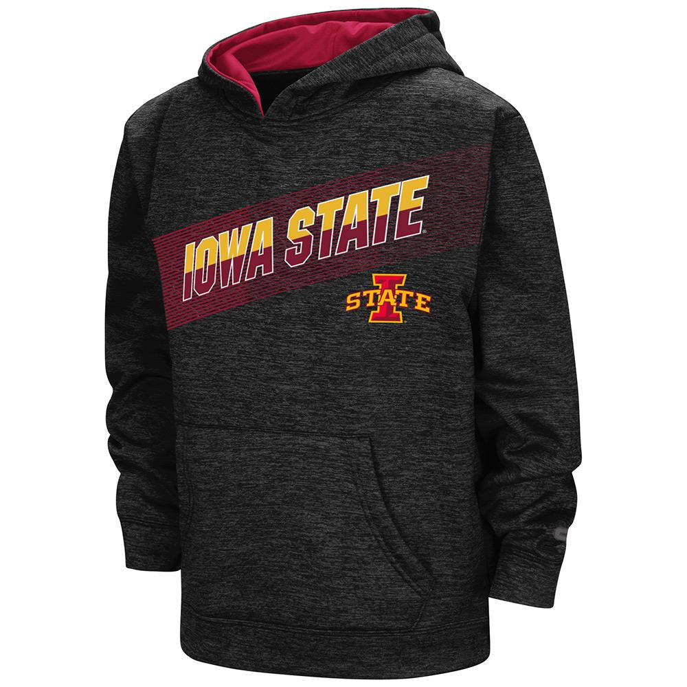Youth NCAA Iowa State Cyclones Pull-over Hoodie (Team Color)