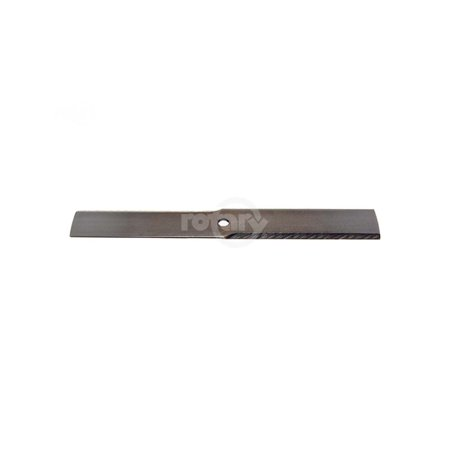 Rotary !! Flat Blade.  Sharpened - 4 Sides.  (3) Blades for 61