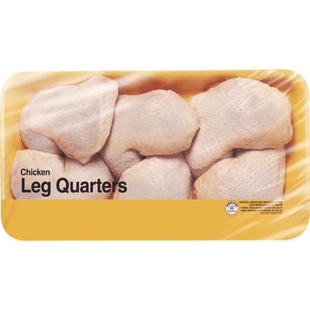 Fresh Chicken Leg Quarters, 4.0-4.5 lb