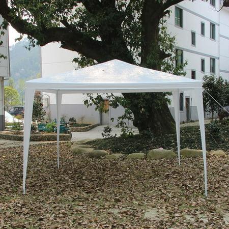 Ktaxon 10'x10' Outdoor Canopy Wedding Party Tent Gazebo Heavy Duty Pavilion Cater Even