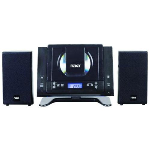 Naxa CD/ MP3 Micro Stereo System