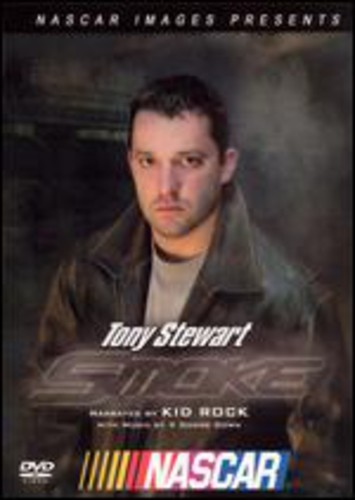 Nascar: Tony Stewart Smoke ( (DVD)) by Universal Music & Video Distribution
