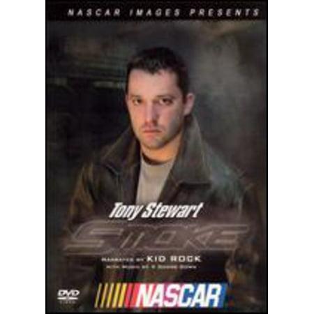 Nascar: Tony Stewart - Smoke ( (DVD)) - Tony Stewart Halloween