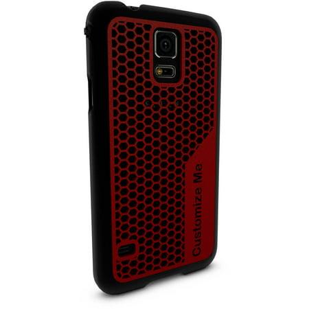 quality design 9c4ad 815ae Samsung Galaxy S5 3D Printed Custom Phone Case - Mighty-Grill Design