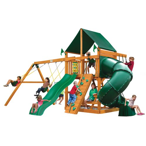 Gorilla Playsets Mountaineer Swing Set