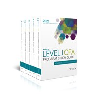 Wiley's Level I Cfa Program Study Guide 2020: Complete Set (Paperback)