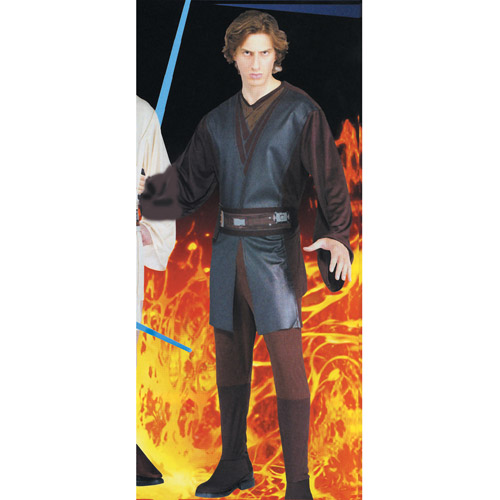 Anakin Adult Halloween Costume - One Size