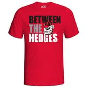 Georgia Bulldogs UGA Men's Bold Logo Short Sleeve Tee