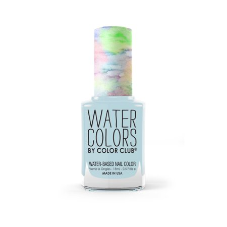 Color Club Water Colors Non-Toxic Nail Color, You Will Be