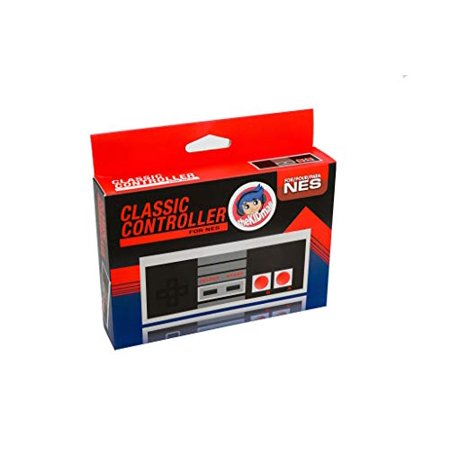 - Nintendo NES Classic Edition Wired Controller for Nintendo NES - Nintendo Entertainment System Classic (1 Controller - System Sold Separately)