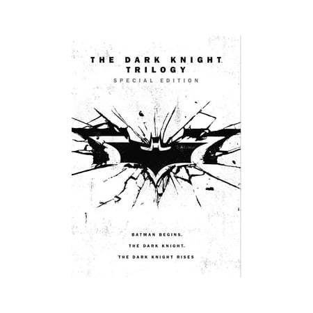 The Dark Knight Trilogy (Special Edition): Batman Begins / The Dark Knight / The Dark Knight Rises (DVD)](Catwoman Batman The Dark Knight Rises)
