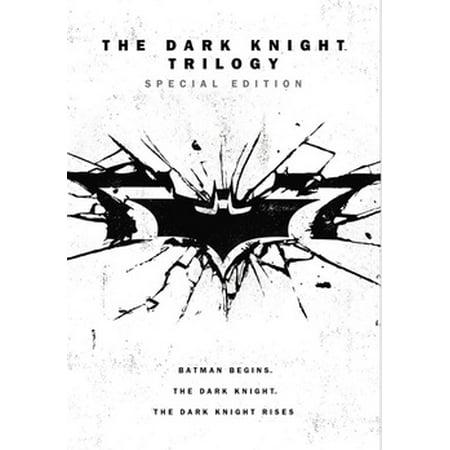 The Dark Knight Batman (The Dark Knight Trilogy (Special Edition): Batman Begins / The Dark Knight / The Dark Knight Rises)