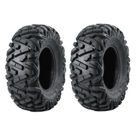 Tusk TriloBite Pair of Tires 26x10-12 for Polaris RANGER RZR S4 1000 (Best Dslr 2019 Under 1000)