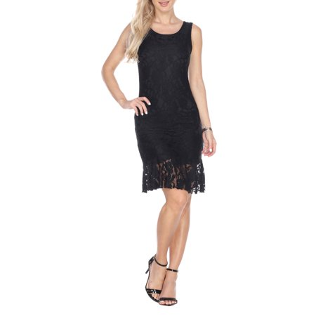 Women's Lace Mini Dress
