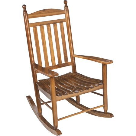 knollwood classic wooden rocking chair. Black Bedroom Furniture Sets. Home Design Ideas