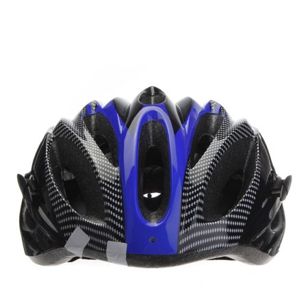 Safety Helmet Adjustable Bicycle Bike Helmet Cycling Road Carbon Visor Mountain for Adult Mens Women outdoorgood Boys Unisex - image 7 of 9