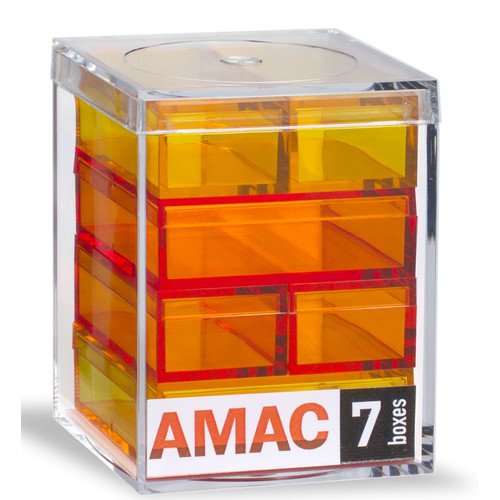 AMAC Chroma 760 7 Box Container Assortment