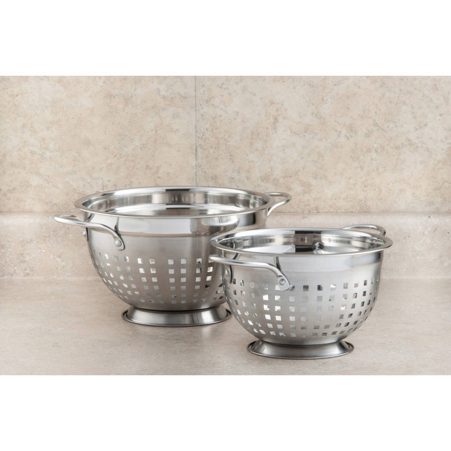 CookPro 328 329 Stainless Steel Matrix Colander by Cook Pro