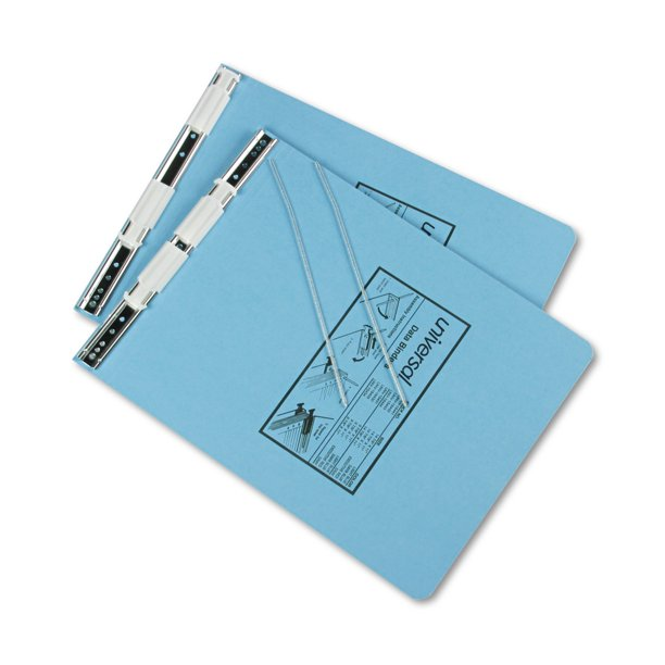 Universal Pressboard Hanging Data Binder, 9-1/2 X 11