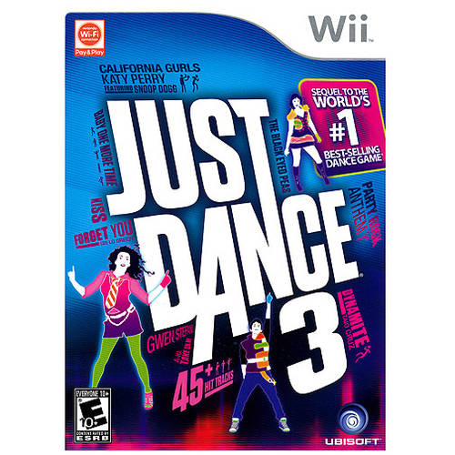 Just Dance 3  (Wii) - Pre-Owned
