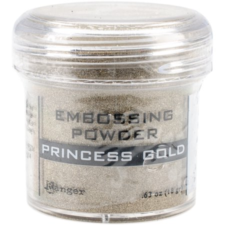 Ranger Embossing Powder Princess - Gold Ranger