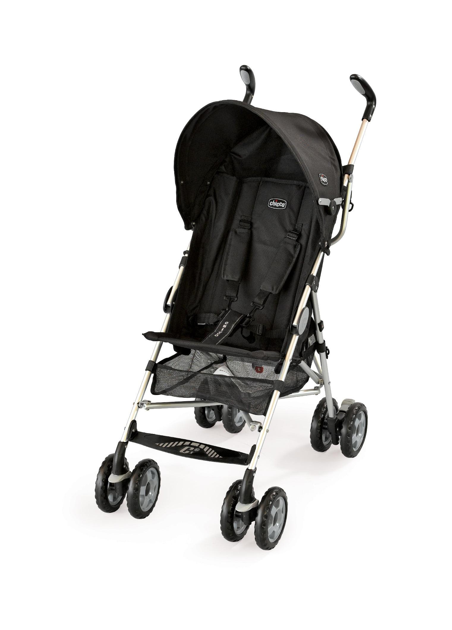 Chicco Capri Lightweight Stroller, Black by Chicco
