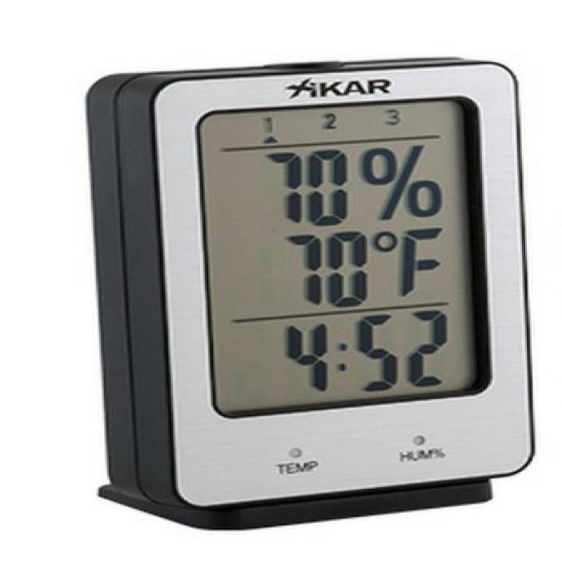 Xikar PuroTemp Hygrometer System by Hygrometers