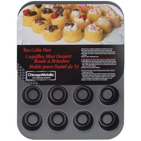 Chicago Metallic Commercial II Non-Stick 1-Pound Loaf Pan (Chicago Metallic Commercial Ii)