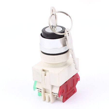 Security Key Switch (NO/NC Type ON-OFF 2 Position Security Key Lock Rotary Switch )